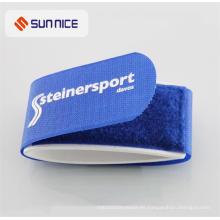 Correas de esquí autobloqueadas con logotipo para deportes al aire libre