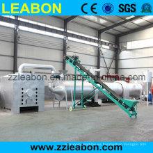 CE Aprobado secador de alta eficiencia rotatoria para serrín