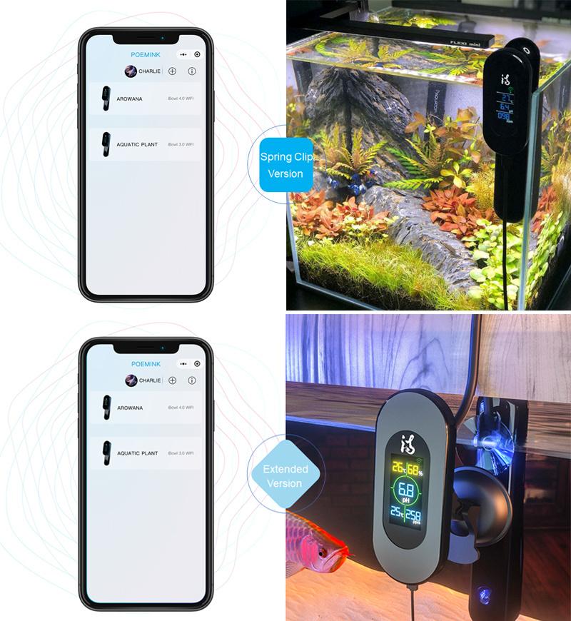 Aquarium water quality monitor1