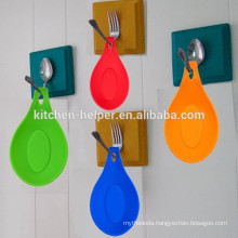 Wholesale Hot-selling Silicone Spoon Holder