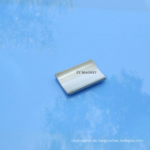 Qualitäts-Bogen-dekorativer NdFeB Neodym-dauerhafter Magnet Ts16949 des Qualitäts-40sh