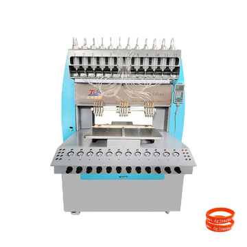 rubber world cup cartoon silicone bracelet making machine