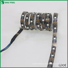 5v 32leds / m profesional dmx magia programable led cinta de iluminación