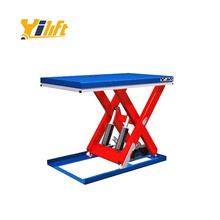 three phase single scissor stationary platform 2t electric