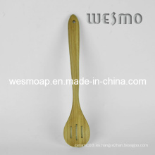 Herramienta de cocina de bambú Pancake Turner