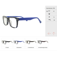 2015 China Wholesale Óculos Ópticos Molduras lentes pronta