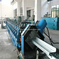 Z Berbentuk Baja Purlin Roll Forming Machine