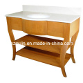 Modern Solid Wood Bathroom Vanity (B-51B)