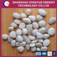 Chinese Natural Polished Pebble cobbles Stone for garden,living room, landscaping,building