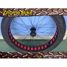 Bicycle Parts/Fat Bike Holed Rim/Fat Tire Bicycle Hub and Spoke/26X4.0 26X4.8 29X4.0