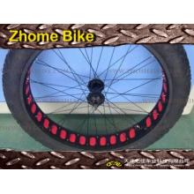 Bicicleta Bike peças/gordura escondido da borda/gordura pneu bicicleta Hub e Spoke/26X4.0 26X4.8 29X4.0