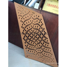 3D Cladding Sheet Perforated Solid Aluminum Panels