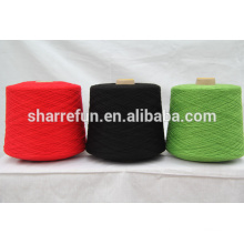 Wholesale 100% cashmere knitting yarn 2/26NM with 91 colors in stock