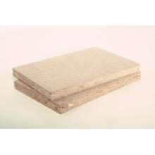 Plain Spanplatte für Dekoration oder Möbel