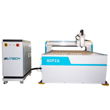 5x10ft ccd edge cut oscillating knife cnc router