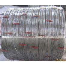 Oval Galvanized Wire, Alambre Ovalado, Alambre Galvanizado (CTM-5)
