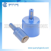 Quarrying Stone Button Bit Sharpening Diamond Grinding Cup