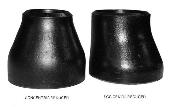 Concentric reducer - eccentric reducer