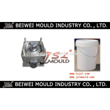 China Mainland Customize Plastic Injection Mould of Paint Bucket
