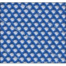 ПП / ПНД экструдированная пластиковая плоская сетка (производитель) № 034-Хепинг