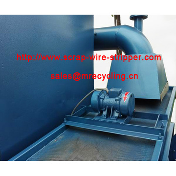Scrap Copper Wire Granulator Till salu
