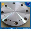 Brida ciega de acero inoxidable ANSI B16.5 / DIN para la industria