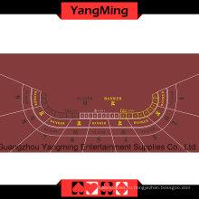 Макет -9п настольный казино (красный цвет) Юм-Bl100g
