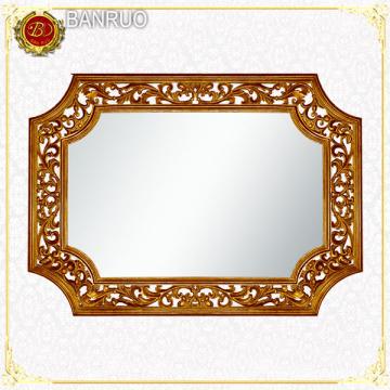 Resin Decorative Mirror Frame (PUJK08-F0)