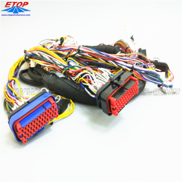 OEM Wire Harness Assy Dengan Molex Sealed Connector