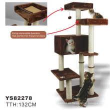 Fabricante del árbol del gato, producto del animal doméstico (YS82278)