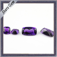 Pedra Natural Quadrado Forma Rectagon Cristal Amethyst