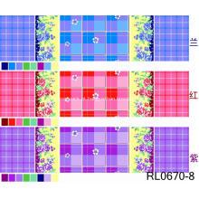 Têxtil de casa de tecido de impressão de poliéster
