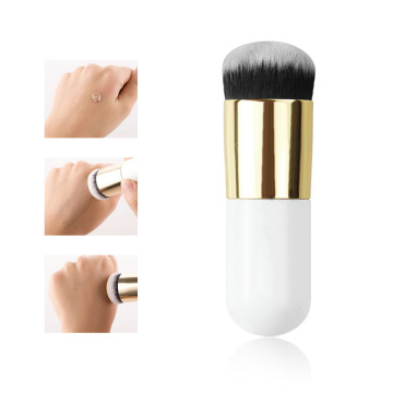 Single Foundation Brush Flache Creme Make-up Pinsel