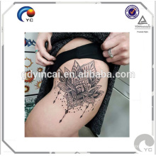 Sexy hips tattoos body art temporary tattoo sticker with competitive price(custom design) Hips sexy tattoo sticker with beauty design stylish and fashionable <<< Bright Flower Tattoo Hips <<<