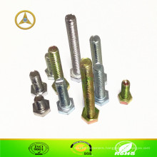 Flat Head Hexagonal Fastener
