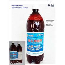 Futtermittelzusatz für biobakterielle Wirkstoffe für die Aquakultur