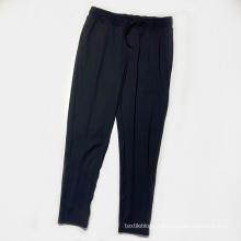 Wholesale Men's Elastic Waistband Nylon Joggers Sports Pants
