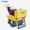 Forward and Reverse Pedestrian Roller for Compacting Asphalt