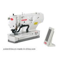 Zuker Juki ordinateur bouton droite Holing Machine à coudre industrielle (ZK1790ASS)