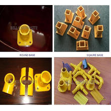 Bell FRP Connector and Square-Tube