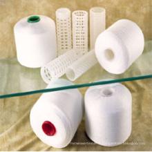 Fil de polyester filé pour fil à coudre (20s / 2)