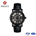 Hot Sale Stylish Skeleton Automatic Mechanical Watch for Men