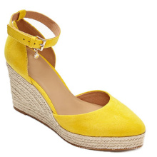Sandals Summer 2020 Custom Designer Sandal Women Shoes Woven Wedge Sandals for Women and Ladies