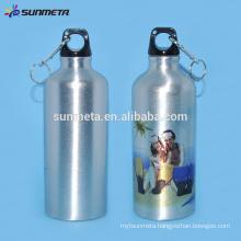 Sublimation Aluminium Sports Water bottle 400 ML 500ml 600ML