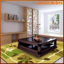 Alta qualidade casa decoração tapete de poliéster
