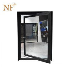 Entry interior modern pivot doors