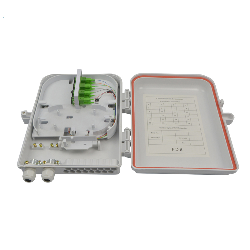 fiber optic cable box