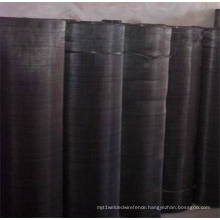 Black Wire Mesh Cloth/Iron Screen Filter Disc