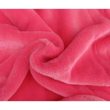 Матовый хлопок фланелевой ткани большой фланец
