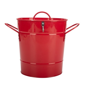 Outdoors Unlimited Galvanized Ice Bucket
